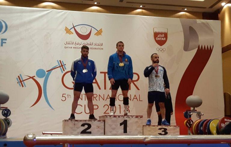 Αρση Βαρών: Τρία μετάλλια και δύο Πανελλήνια ρεκόρ στο Παγκόσμιο Κύπελλο | tovima.gr