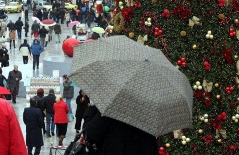 Άστατος και κρύος ο καιρός των Χριστουγέννων | tovima.gr
