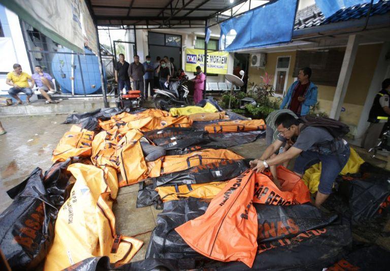 ΥΠΕΞ: Δεν υπάρχουν Έλληνες ανάμεσα στα θύματα στην Ινδονησία | tovima.gr