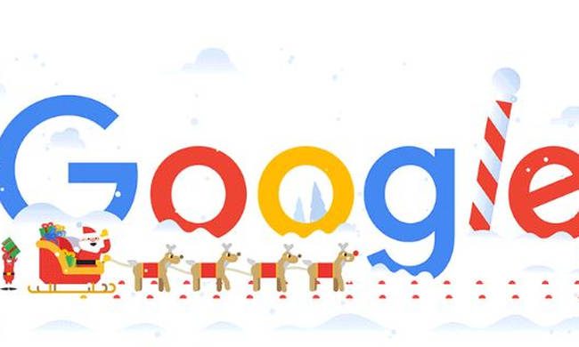 Καλές γιορτές εύχεται η Google με εορταστικό Doodle   tovima.gr