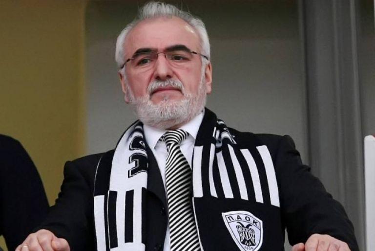 Σαββίδης: «Δεν θα παρατήσουμε την πορεία μας» | tovima.gr