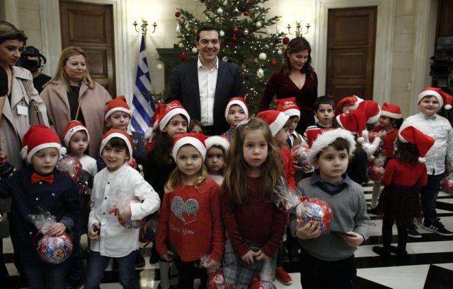Τα… έψαλαν στο πρωθυπουργικό ζεύγος [Εικόνες – Βίντεο]   tovima.gr