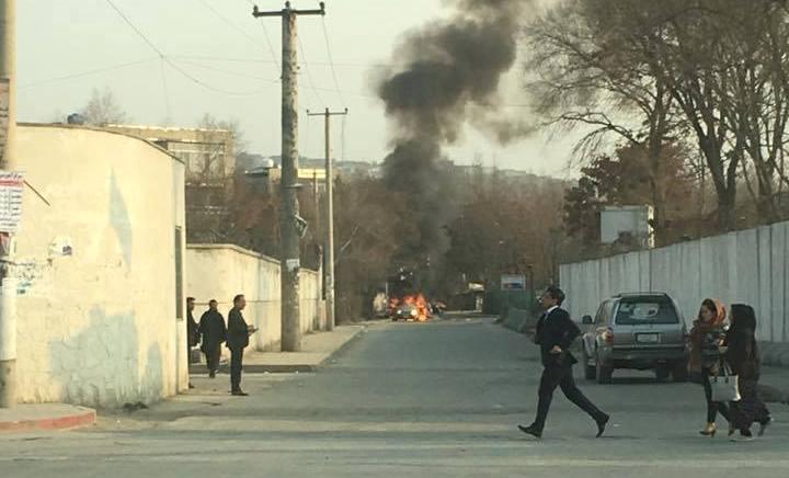 Αφγανιστάν: Ομήρους κρατούν ένοπλοι που νωρίτερα πυροδότησαν εκρηκτικό μηχανισμό | tovima.gr