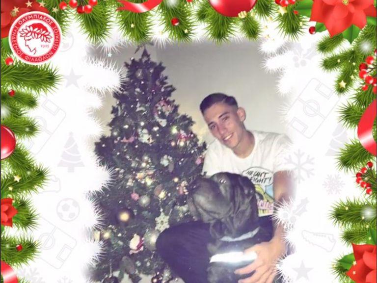 Eρυθρόλευκες xριστουγεννιάτικες ευχές με ένα ιδιαίτερο video | tovima.gr