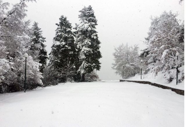 Σαρώνει το ψυχρό κύμα – Ραγδαία πτώση της θερμοκρασίας – Που θα χιονίσει την Τετάρτη   tovima.gr