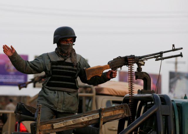 Αφγανιστάν: 43 νεκροί μετά την επίθεση στην Καμπούλ | tovima.gr