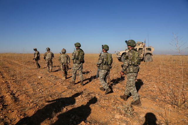 Τσαβούσογλου: Στρατιωτική επιχείρηση στη βόρεια Συρία θα αναλάβει η Τουρκία | tovima.gr