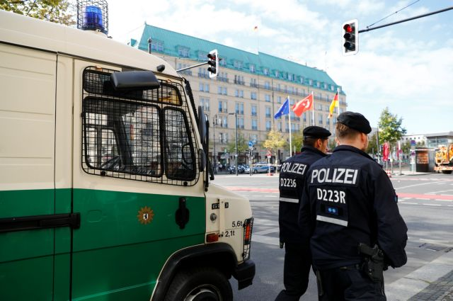 Γερμανία: Υποπτο εύρημα σε σιδηροδρομική γραμμή που σχετίζεται με το ISIS | tovima.gr