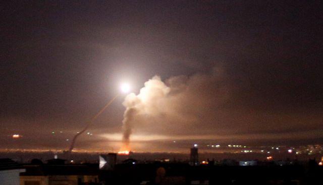 Ρωσία: Κατηγορεί το Ισραήλ για αεροπορικά πλήγματα στη Συρία | tovima.gr