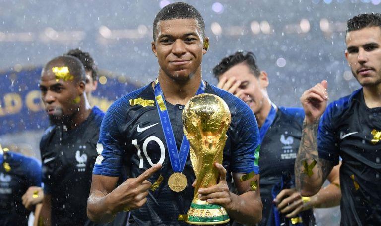 Κορυφαίος Γάλλος για το 2018 ο Μπαπέ | tovima.gr