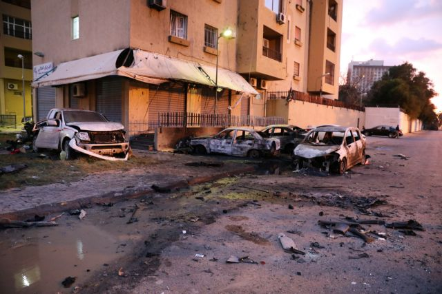 Λιβύη: Το ISIS πίσω από την επίθεση στο υπουργείο Εξωτερικών στην Τρίπολη | tovima.gr