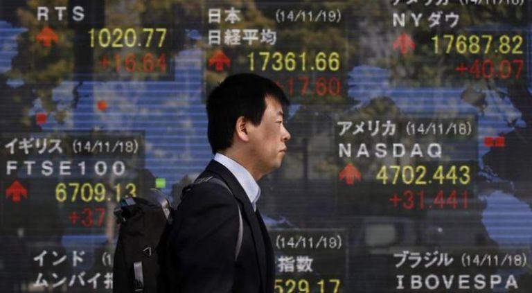 Παγωμένο το κλίμα στο Τόκιο: Ελαφρά ανοδικές τάσεις στο Χρηματιστήριο | tovima.gr