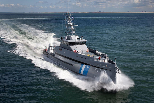 Νέες θερμικές κάμερες σε Περιπολικά Πλοία Ανοικτής Θαλάσσης του ΛΣ | tovima.gr