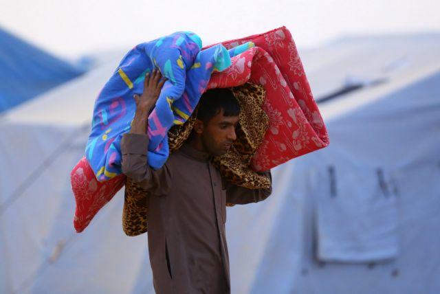 Ανατολική Συρία: Την εγκαταλείπουν οικογένειες τζιχαντιστών | tovima.gr