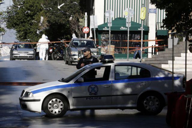 Εκρηξη στο Κολωνάκι: Βίντεο – ντοκουμέντο από κάμερα ασφαλείας | tovima.gr