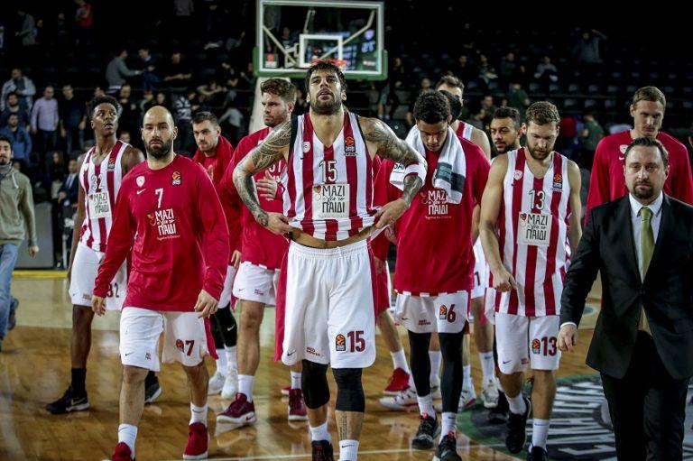 Τα highlights του αγώνα Νταρουσάφακα – Ολυμπιακός (79-75) | tovima.gr