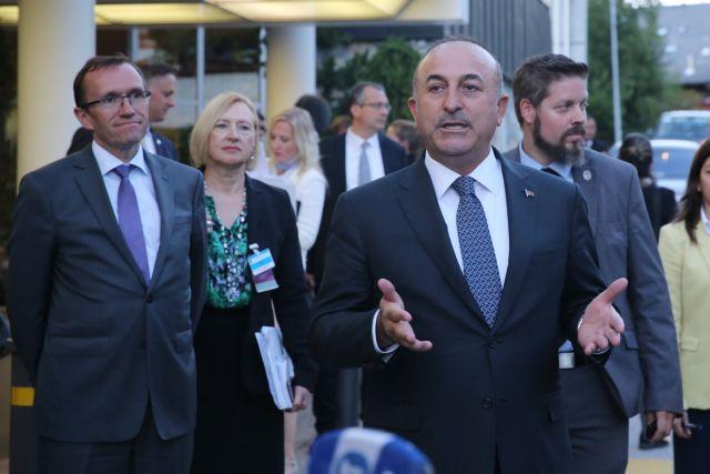 Τσαβούσογλου: Εδώ και τώρα λύση – ή όχι – του Κυπριακού | tovima.gr
