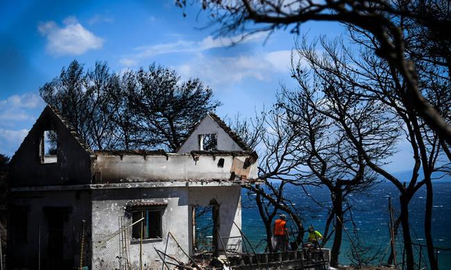 Μάτι : Επιστολή κατοίκων σε Τσίπρα – «Τα σπίτια μας ρημάζουν» | tovima.gr