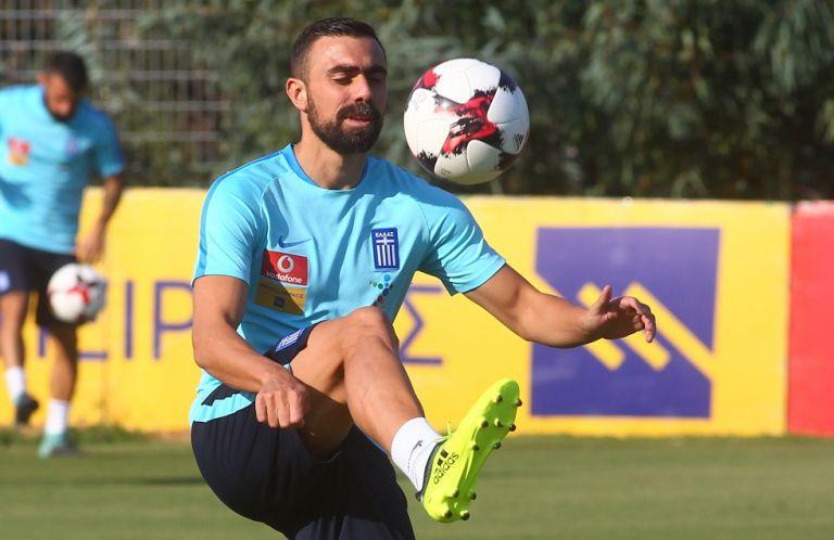 Στις προπονήσεις του Πανιωνίου ο Γιάννης Μανιάτης | tovima.gr