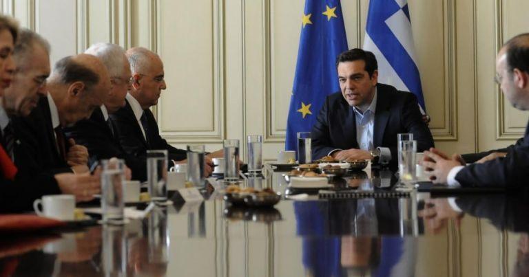Συνάντηση Τσίπρα με τραπεζίτες για τα κόκκινα δάνεια | tovima.gr