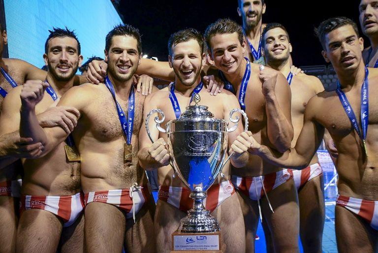«Ο Ολυμπιακός κατέκτησε την Ευρώπη απέναντι στα αστέρια της Προ Ρέκο» | tovima.gr