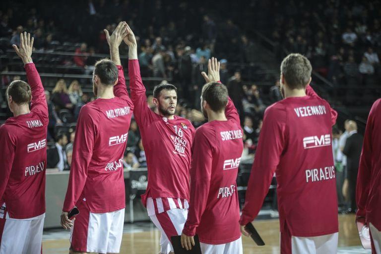 ΠΑΟΚ – Ολυμπιακός: Προβάδισμα και στη Θεσσαλονίκη για τους Πειραιώτες | tovima.gr