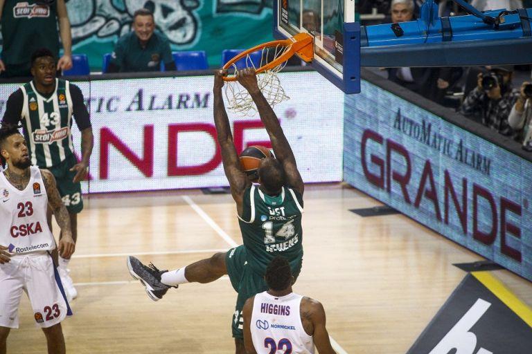 Διπλή «πράσινη» εκπροσώπηση στο top 10 της Euroleague | tovima.gr