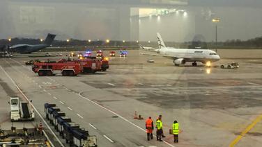 Άνδρας προσπάθησε να εισβάλει με αυτοκίνητο στο αεροδρόμιο του Ανόβερο | tovima.gr