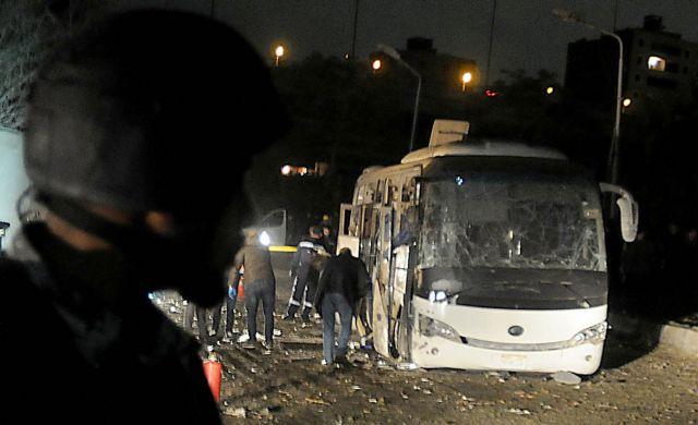 Αίγυπτος : Νεκροί τρεις τουρίστες και ο ξεναγός τους από έκρηξη βόμβας | tovima.gr