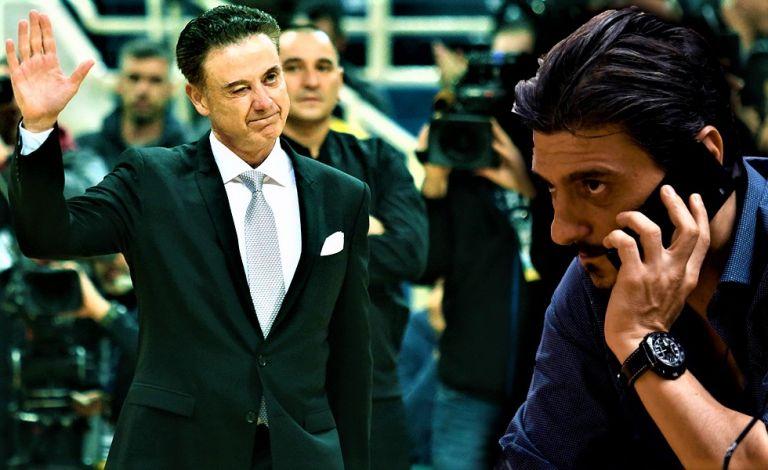 Γιαννακόπουλος για Πιτίνο: «Σπουδαία αρχή, κόουτς»! (pic) | tovima.gr