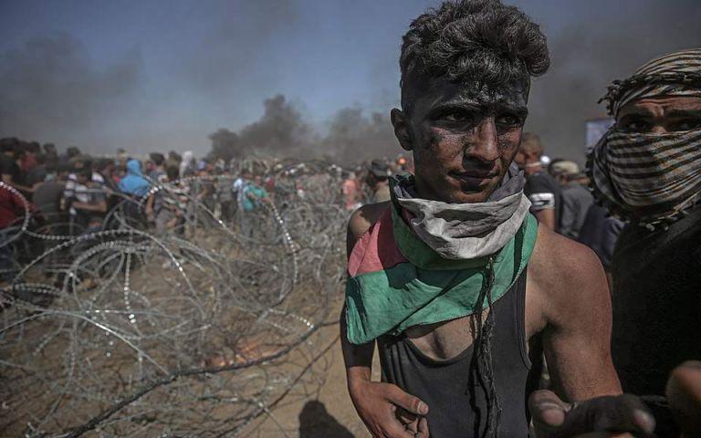 Λωρίδα της Γάζας: Εκτοξεύτηκε ρουκέτα κατά του Ισραήλ | tovima.gr