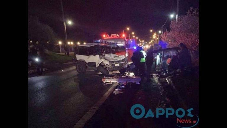 Συγκλονίζουν οι εικόνες από τροχαίο με τρεις νεκρούς στη Μεσσηνία (φωτό + βίντεο)   tovima.gr