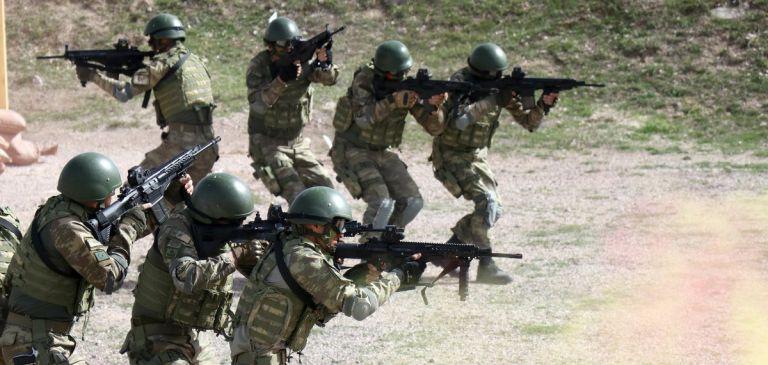 Χουριέτ : Αρχισαν να μπαίνουν στη Συρία οι τούρκοι κομάντο | tovima.gr