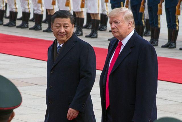 Σι Τζινπίνγκ: Η Κίνα και οι ΗΠΑ θέλουν «συνεχή πρόοδο» στις σχέσεις τους | tovima.gr