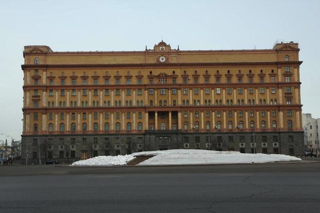 Μόσχα: Υπό κράτηση αμερικανός πολίτης ύποπτος για κατασκοπεία | tovima.gr