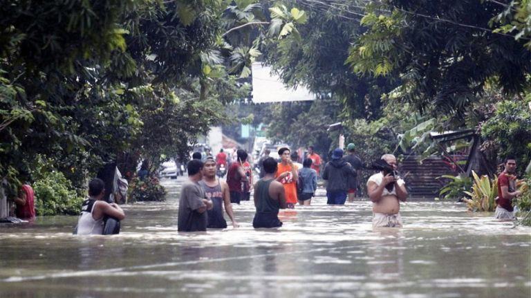Φιλιππίνες: Στους 68 οι νεκροί από την τροπική καταιγίδα | tovima.gr