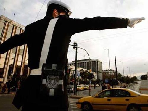 Κυκλοφοριακές ρυθμίσεις στο κέντρο της Αθήνα για την Πρωτοχρονιά   tovima.gr