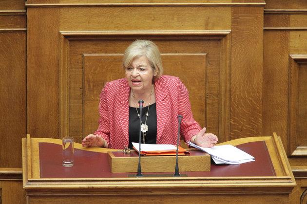 Πέθανε η πρώην εισαγγελέας και βουλευτής Χρυσούλα Γιαταγάνα | tovima.gr