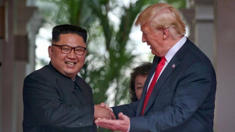 O Κιμ Γιονγκ Ουν έστειλε «μήνυμα συμφιλίωσης» στον Τραμπ | tovima.gr