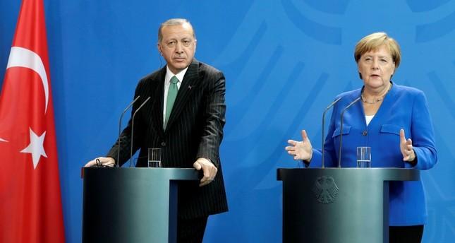 Μέρκελ προς Ερντογάν : Αυτοσυγκράτηση στη Συρία | tovima.gr