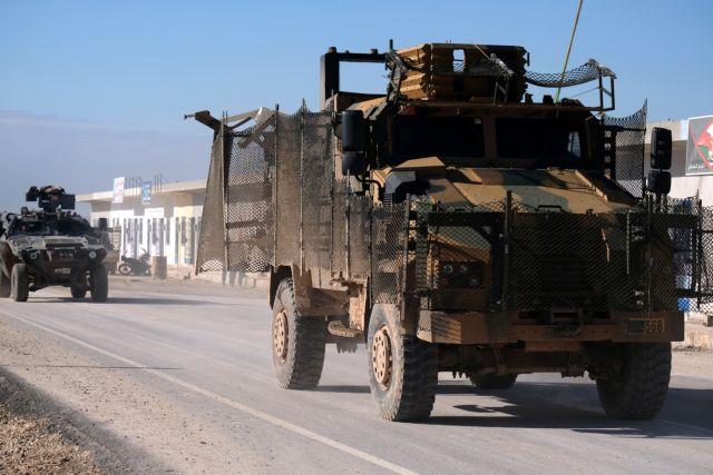 Τραμπ: Με αργούς ρυθμούς η αποχώρηση των στρατιωτών από τη Συρία | tovima.gr
