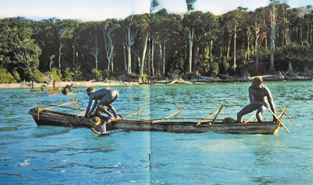 Ζουν ακόμη στην παλαιολιθική εποχή | tovima.gr