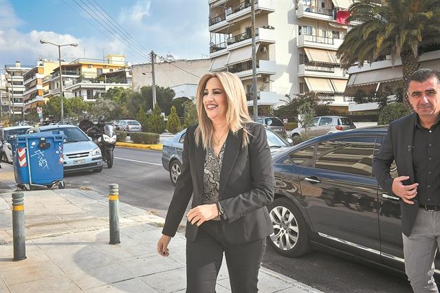 Η ευρωπαϊκή «εκστρατεία» Γεννηματά κατά Τσίπρα | tovima.gr