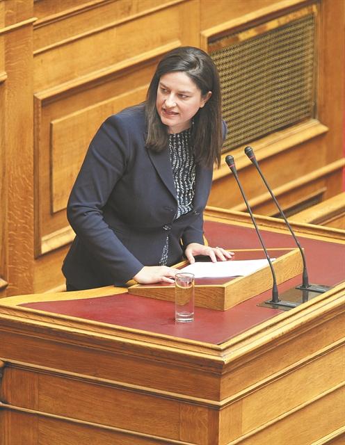 Νίκη Κεραμέως: «Είμαστε κάθετα αντίθετοι στις καταλήψεις»   tovima.gr