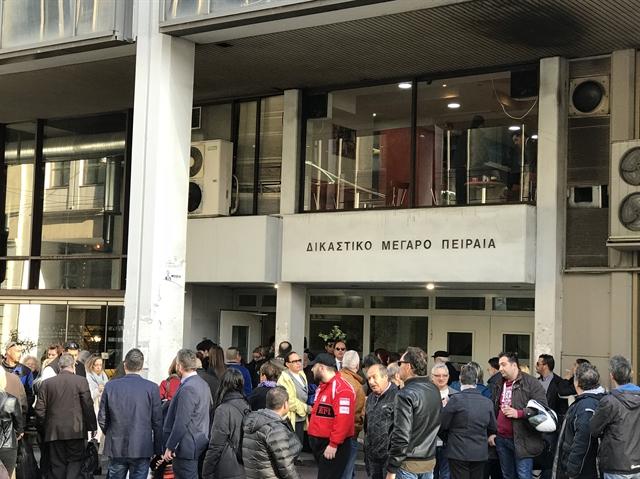 Πρώτο βήμα τον Φεβρουάριο για τη μεταστέγαση των δικαστηρίων Πειραιά | tovima.gr