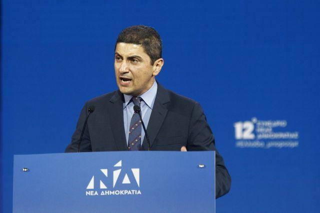 Αυγενάκης: Σκευωρία μεθοδευμένη από το παρακράτος η υπόθεση Novartis   tovima.gr