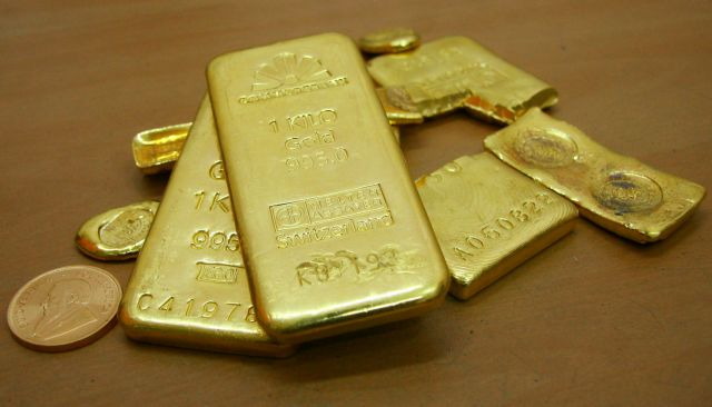 Αβεβαιότητες και επιβράδυνση ευνοούν τον χρυσό | tovima.gr