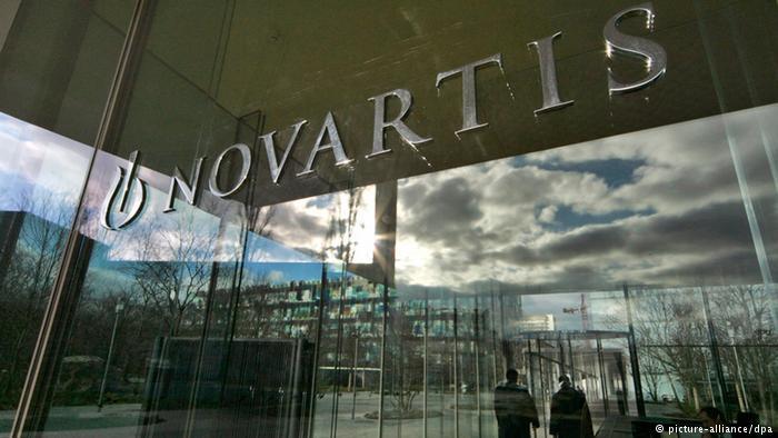 Neue Zürcher Zeitung : H Novartis επιστρέφει | tovima.gr