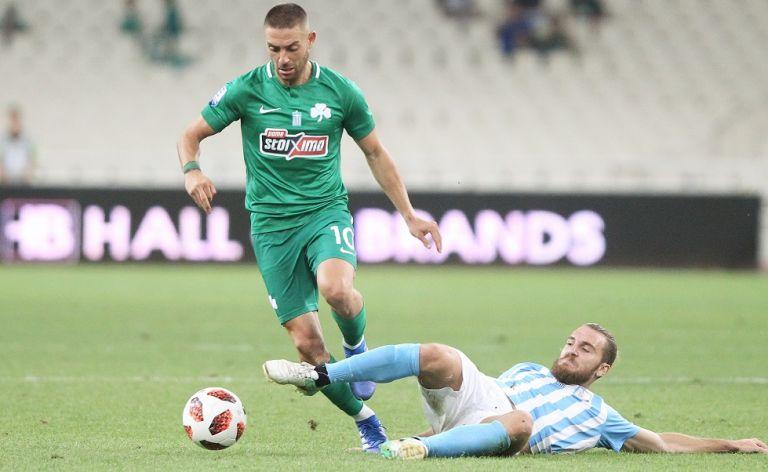 Παναθηναϊκός: Είδε Μουνιέ ο Δώνης, τραυματίστηκε ο Αποστολάκης | tovima.gr