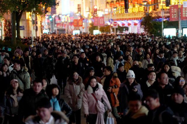 Στο 1,44 δισ. θα φτάσει ο πληθυσμός της Κίνας το 2029   tovima.gr